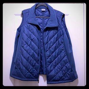 Columbia Vest Plus Size